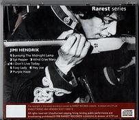 jimi hendrix collector cd bootlegs concerts/rarest series