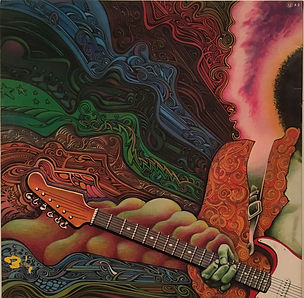 jimi hendrix vinyls albums LPs/the cry of love 1975 barclay france