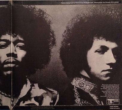 axis bold as love /rotily vinyl