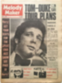 jimi hendrix newspaper/may 4 1968