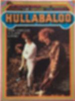 jimi hendrix magazine 1968/hullabaloo october 1968