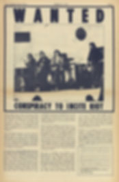 jimi hendrix newspaper 69/free press los angeles august 29 1969
