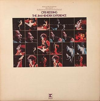 jimi hendrix collector vinyls lps albums/otis redding jimi hendrix experience historic performances reprise records canada 1970
