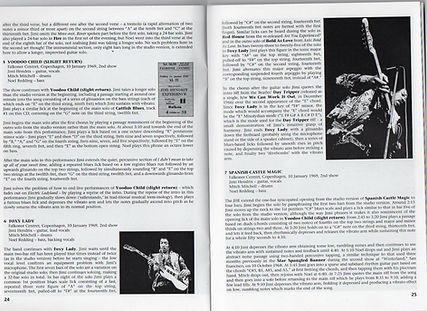 jimi in denmark/unofficial cd bootleg univibes  1995