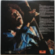 jimi hendrix vinyl album /in the west 1972 italy