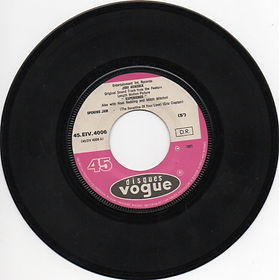 jimi hendrix singles vinyls/opening jam : side a/