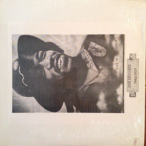 jimi hendrix rotily vinyls/live in stockholm /lp bootlegs