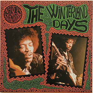 jimi hendrix bootlegs box lps/the winterland days