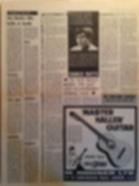 jii hendrix newspaper 1967/melody maker february 4 1967