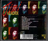 jimi hendrix rotily cd/unsurpassed studio takes