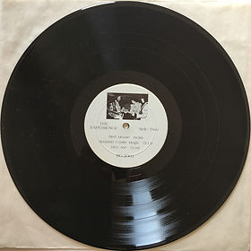 jimi hendrix bootlegs vinyl/the experience side 2