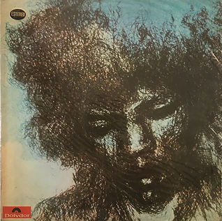 jimi hendrix vinyls albums lp/the cry of love colombia