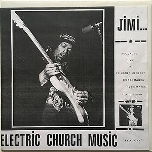 jimi hendrix bootleg vinyl lp album/jimi electric church music