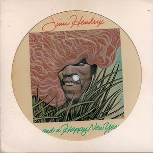 jimi hendrix vinyls bootleg 1970 /  little drummer boy