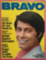 jimi hendrix magazine 1968/bravo  N°47 november 18 1968