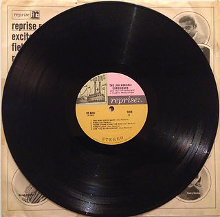 jimi hendrix collector lp vinyls/ are you experienced stereo /1st edition usa 1967