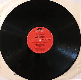jimi hendrix vinyls/reissue/1988 band of gypsys