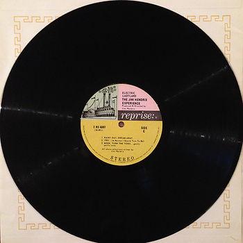 jimi hendrix vinyl album / side c : electric ladyland