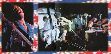 jimi hendrix bootlegs cds 1970 / the black elvis plays america / dandelion   1999