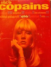 jimi hendrix  magazine 1967 / salut les copains april 67