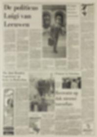 jimi hendrix newspapers 1967 / het vrije volk sept. 14, 1967