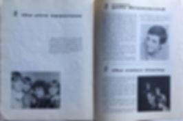 jimi hendrix collector memorabilia program tour 1967
