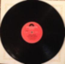 jimi hendrix vinyl album / side 2 : electric ladyland