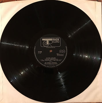 jimi hendrix inyl album/ side c / electric ladyland 1973 track record