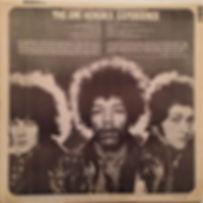 jimi hendrix collector vinyls lp / are you experienced mono 1967 canada