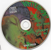 jimi hendrix bootleg cd /winterland second night/whoopy cat wkp0028 disc one