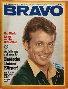 jimi hendrix magazine 1968/bravo  november 25 1968