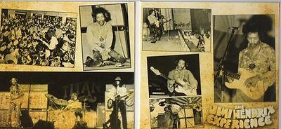titan top show italy 1968/jimi hendrix bootlegs cd