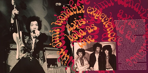 hendrix rotily vinyls/axis bold as love