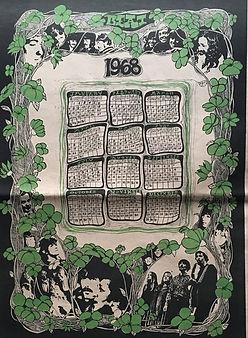 jimi hendrix newspaper/beat 30/12/1967