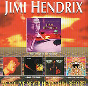 jimi hendrix collector cd / family edition 1997
