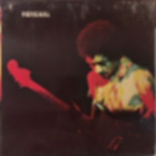jimi hendrix rotily vinyls collector /band of gypsys canada 1970