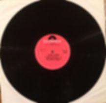 jimi hendrix vinyl album / disc 1 side b / electric ladyland