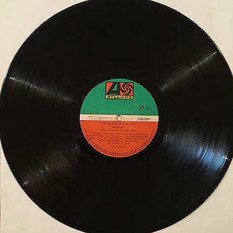 jimi hendrix vinyls collector/ woodstock volumen 1 uruguay