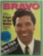 jimi hendrix magazine 1969/ bravo  february 24 1969