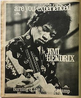 jimi hendrix collector magazine/muziek expres