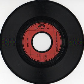 jimi hendrix singles bootlegs/side 1 gypsy eyes