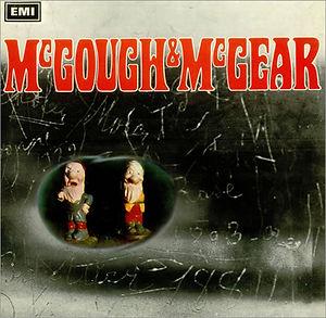 jimi hendrix album vinyl lp/mc gough & mc gear 1968