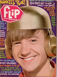jimi hendrix collector magazine/flip october 1967