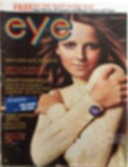 eye january 1969/jimi hendrix magazine 1969