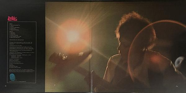 jimi hendix vinyls albums lps 1970 / love : false start 1970