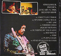 hendrix bootleg cd 1969 /it's going to be a bit loud.