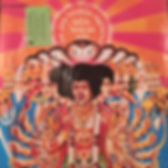 jimi hendrix rotily patrick vinyls collector/axis bold as love