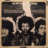 jimi hendrix rotily vinyls lp collector/are you experienced 1st edition stereo canada 1967