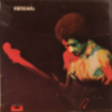 jimi hendrix rotily vinyls collector/ band of gypsys south africa 1970