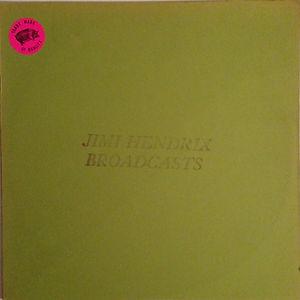 broadcasts TMOQ vinyls color jimi hendrix collector lp